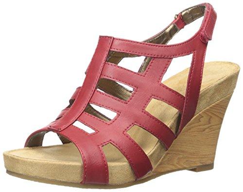 Aerosoles Womens Plush Wedge Sandal