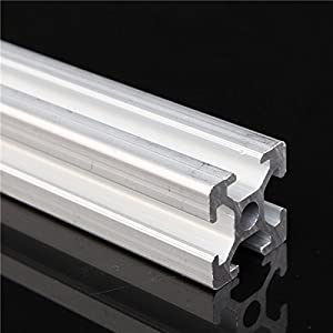 Toolcool 500mm Length 2020 T-Slot Aluminum Profiles Extrusion Frame For CNC by Toolcool