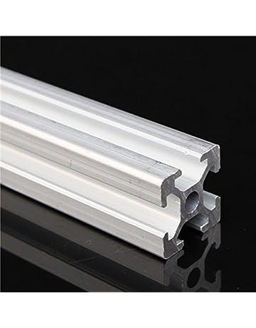 EU30-M5 T-ranura Tuerca Deslizante N/íquel Recubierto Acero Al Carbono Accesorios Perfil Aluminio 50 Piezas//Lote