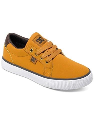 DC Shoes Jungen Council Sneaker wheat/dk chocolate