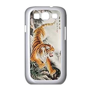 JamesBagg Phone case Animal tiger pattern protective case For Samsung Galaxy S3 629035486070