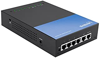 Linksys Business Dual WAN Gigabit VPN Router (LRT224) (B00GECDC26) | Amazon price tracker / tracking, Amazon price history charts, Amazon price watches, Amazon price drop alerts