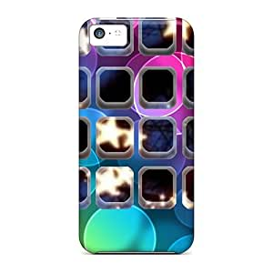 Perfect Colorfull Cases Covers Skin For Iphone 5c Phone Cases