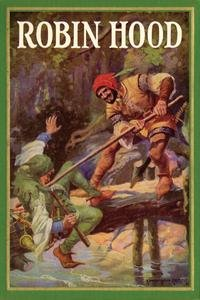 (Paper poster printed on 20 x 30 stock. Robin Hood)