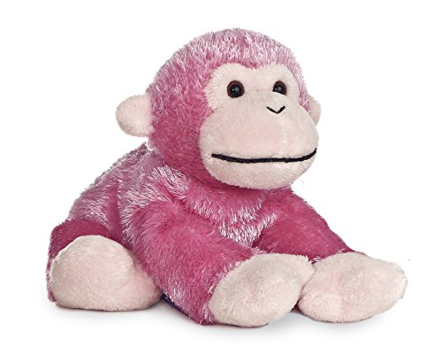 Aurora Jungle Brights Pink Monkey 8
