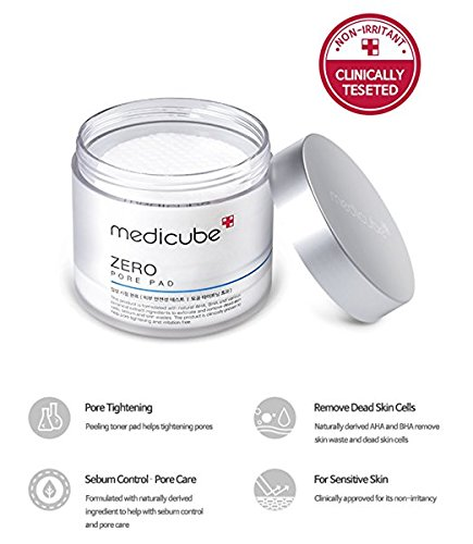 Medicube Zero Pore Pad and Red Line Trial Kit SET, 155 gle 5.47 oz. by Medicube (Image #2)