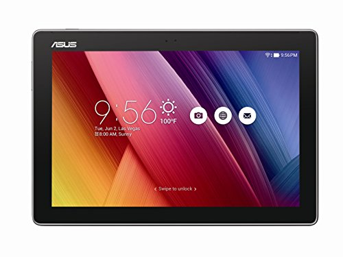 "ASUS ZenPad 10.1"", 2GB RAM, 16GB eMMC, 2MP Front / 5MP Rear Camera, Android 6.0, Tablet, Dark Gray (Z300M-A2-GR)"
