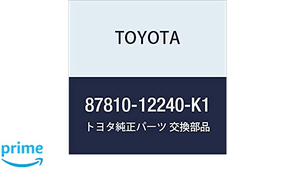 Genuine Toyota 87810-12240-K1 Rear View Mirror Assembly