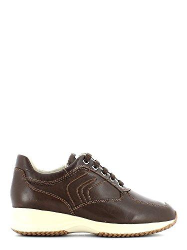 Geox - Zapatos de cordones para hombre Marrón - Marrón-marrón