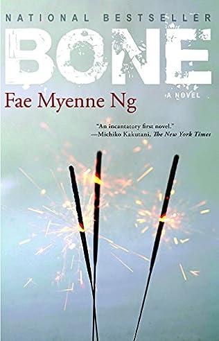 book cover of Bone