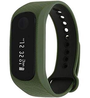 beb87c233 Fastrack Unisex Smart Band Black Dial Black Strap Watch - 90059PP05 ...