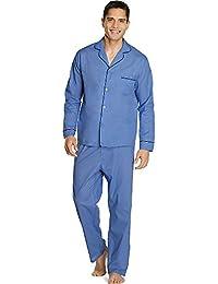 Mens Woven Pajamas LSLLBCWM/LSLLBCWMB