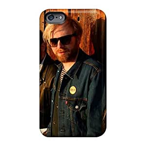Apple Iphone 6plus VfA2112DfHR Provide Private Custom High Resolution Franz Ferdinand Band Pictures High Quality Cell-phone Hard Cover -WayneSnook