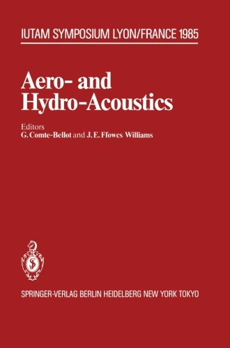 Aero- and Hydro-Acoustics: IUTAM Symposium, Ecole Centrale de Lyon, 3–6 July, 1985 (IUTAM Symposia)