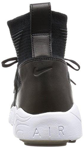 Nike Zoom Air Mercurial XI Flyknit Schuhe Herren Sneaker Turnschuhe Schwarz 844626 001 Schwarz