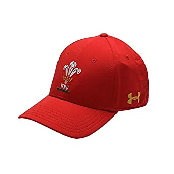 8de70130bac Under Armour Wales WRU 2016 17 Huddle Rugby Cap - Red Noble - Size L XL   Amazon.co.uk  Clothing