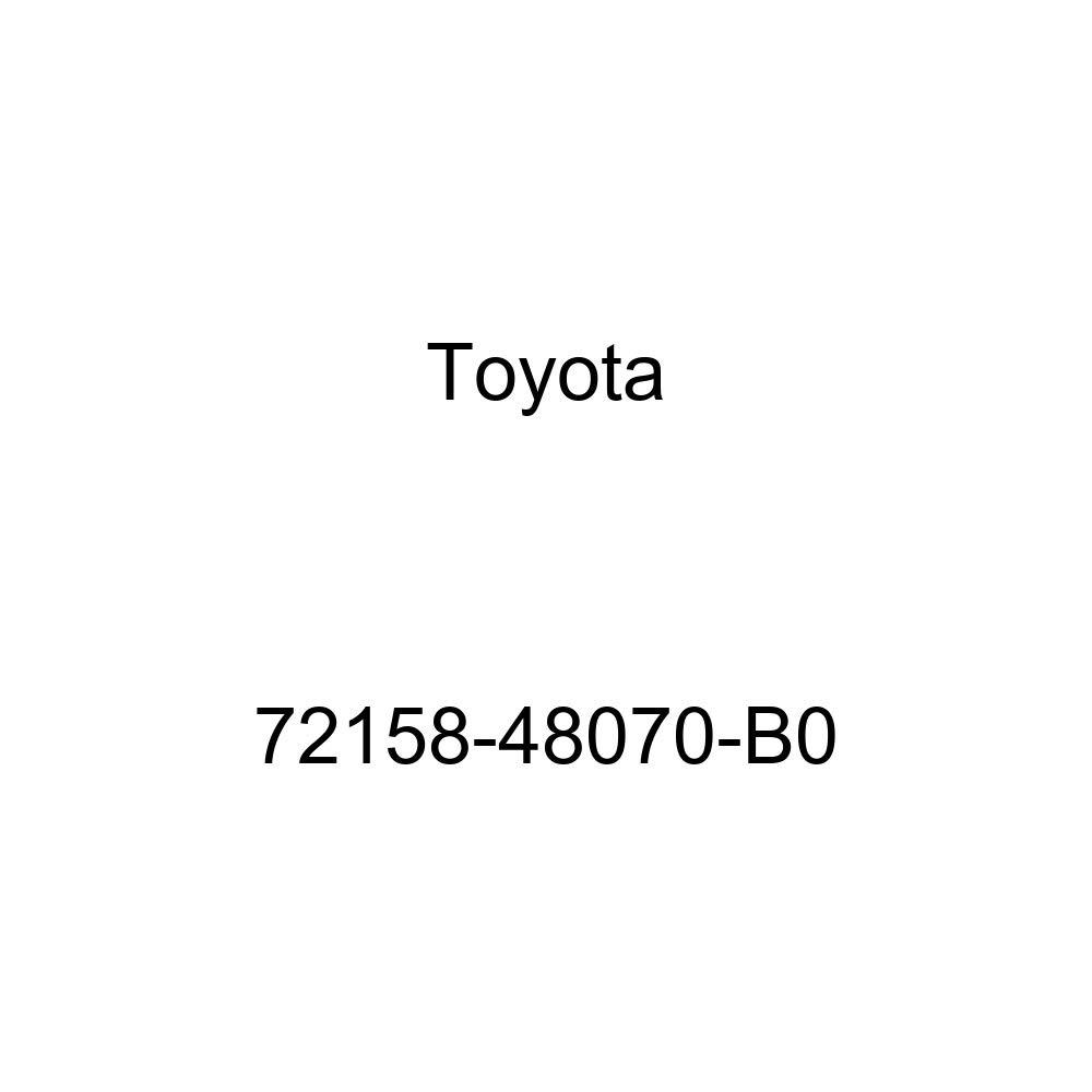 TOYOTA 72158-48070-B0 Seat Track Bracket Cover