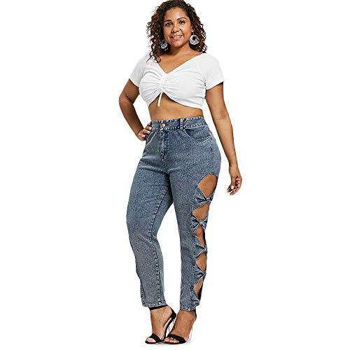 Charmma Donna Donna Jeans Blu Charmma Jeans Blu Jeans Charmma qgX16wxqO