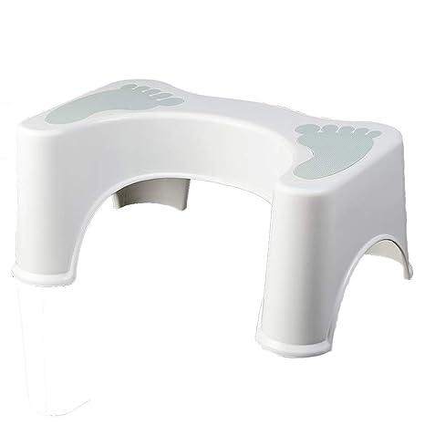 Super Amazon Com Squatting Toilet Stool Thick Plastic Toilet Seat Machost Co Dining Chair Design Ideas Machostcouk