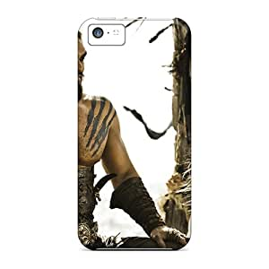 Jenipper Iphone 5c Hybrid Tpu Case Cover Silicon Bumper Game Of Thrones - Khal Drogo And Daenerys Targaryen