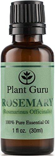 Эфирное масло розмарина. 30 мл. (1 унция). 100% Pure, неразбавленном виде, терапевтической степени чистоты.