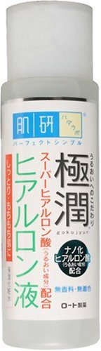 Rohto Hadalabo Gokujyn Lotion Acide Hyaluronique (humide) - 170ml