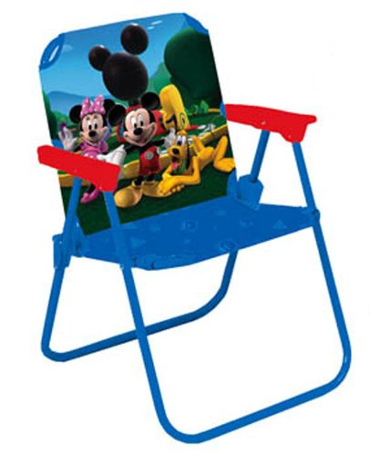 Image Unavailable  sc 1 st  Amazon.com & Amazon.com: Kids Only Mickey Mouse Clubhouse Patio Chair: Toys u0026 Games