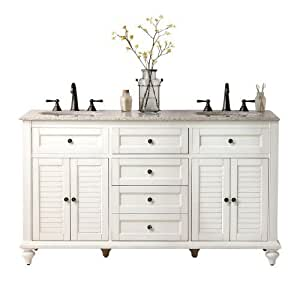 amazon home decorators collection hamilton shutter vanity 35hx61wx22d 10343