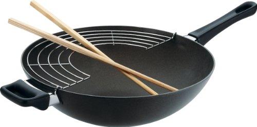 [Scanpan Classic 12-1/2-Inch Wok] (Classic Wok)