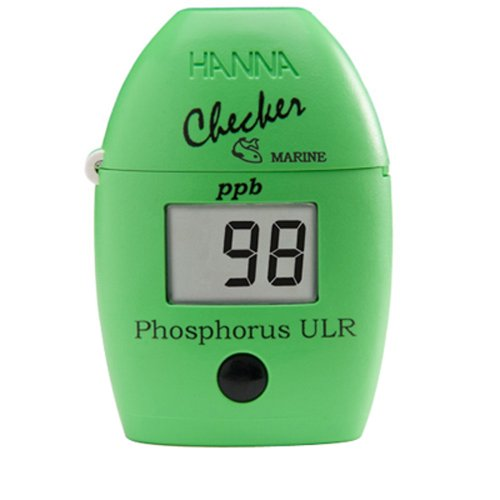 Hanna Instruments HI736 Phosphorus Ultra Low Range Checker HC for Saltwater Aquariums ()