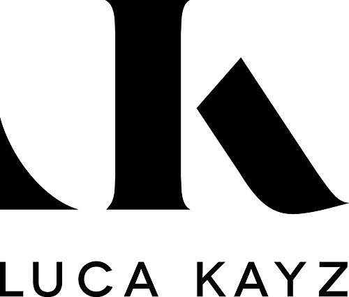 LUCA KAYZ G/ürtelschlie/ße KUGELN altsilber