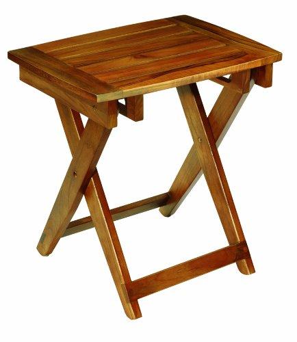品質は非常に良い Pollenex Seat, Folding Teak Shower Shower Seat, Brown by Teak Pollenex B003VS8AUU, チーズケーキ ゑくぼ:706778f7 --- arianechie.dominiotemporario.com
