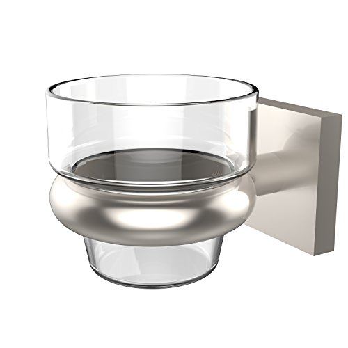 Allld|#Allied Brass MT-64-SN Montero Collection Wall Mounted Votive Candle Holder, (Wall Candle Brass Holders Mounted)