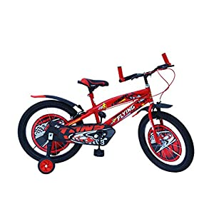 RAW BICYCLES 16T Sports BMX Single Speed Bicycle/Cycle for Kids 5 to 8 Years Boys & Girls