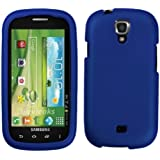 Asmyna SAMI415HPCSO203NP Titanium Premium Durable Rubberized Protective Case for Samsung Galaxy Stratosphere 2 i415 - 1 Pack - Retail Packaging - Dark Blue