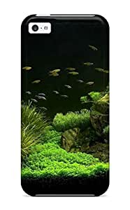 Myra Fraidin's Shop Perfect Tpu Case For Iphone 5c/ Anti-scratch Protector Case (fish)