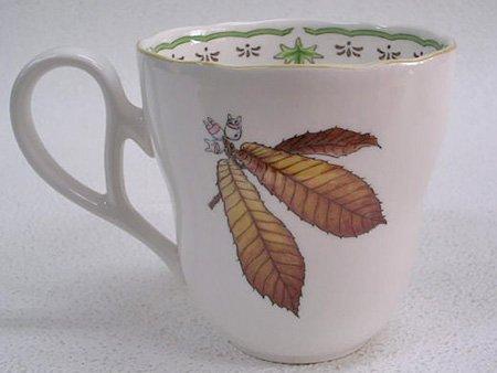 TOTORO Mug Cup Noritake Studio Ghibli TT97857/4924-1