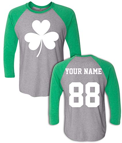 Custom Jerseys St Patrick