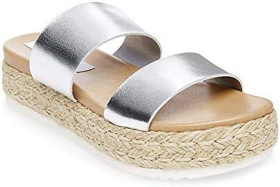 Amaze Sandal Silver Leather