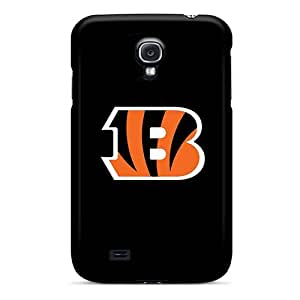 Awesome Cincinnati Bengals 5 Flip Case With Fashion Design For Galaxy S4