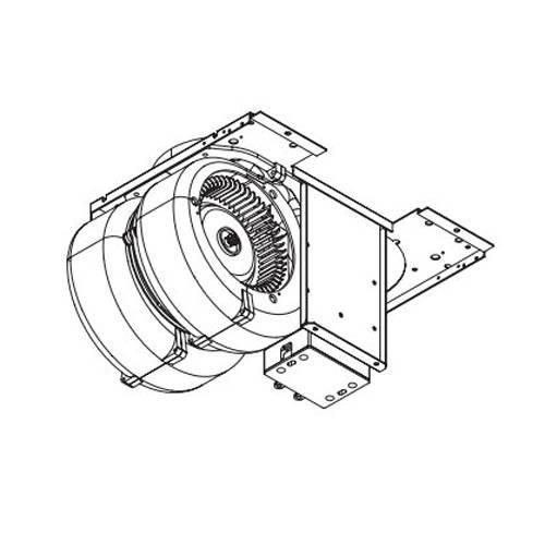 Amazon Com Zephyr Pbd 1100a 1100 Cfm Internal Blower 10 Round