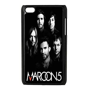 Clzpg Brand Ipod Touch 4 Case - maroon 5 diy phone case