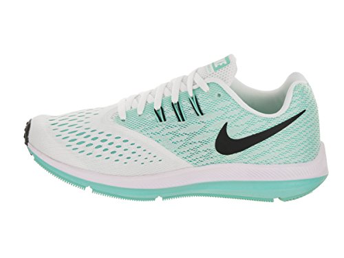 102 Chaussures Winflo Running Compétition Femme Black de Aurora 4 Nike Green Zoom Multicolore WMNS White A6xwTqwS1