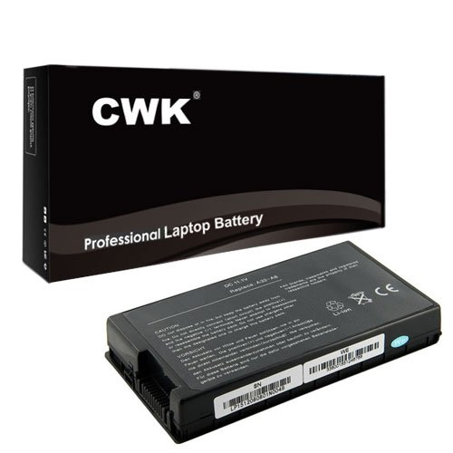 CWK® New Replacement Laptop Notebook Battery for ASUS A32-A8 A23-A8 N81 N81Vp N80Vn X80N Z99Jc A8Tm A8Sc A8G A8000 F8 A23-A8 A32-A8 X83 X83V X83Vm X83Vb F8S F81 X83 X83V X83Vm A32-A8 A8TL751 X83Vb F8S F80 N80 F81 N81 ASUS Z99 Z99F Z99H Z99J Z99Jc Z99Jn Z by CWK® (Image #3)