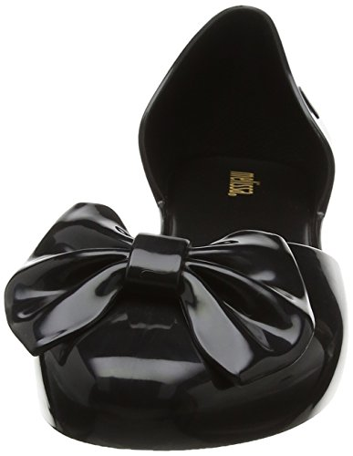 Melissa Angel 18, Chaussons Montants Femme, Noir Noir (Black 1003)