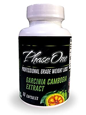 Phase One Pro-Series Garcinia Cambogia Extract