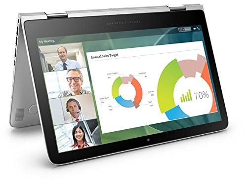 (HP Spectre Pro x360 G2 Convertible Touchscreen 13.3in QHD (2560X1440), i7-6600U, 8GB LPDDR3-1600, 512GB SSD, Bluetooth, WiFi, Webcam, Backlit Keyboard, Win 10 Pro (Renewed))