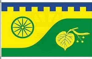 Banner Bandera noer–150x 500cm–Bandera y banner