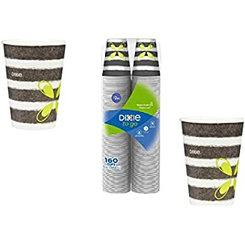 Amazon Com Dixie Perfectouch Hot Cups 160 Count 10