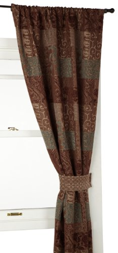 CROSCILL Galleria Pole Top Drapes